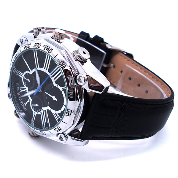 EPH-H500a 2015 New HD DVR Waterproof 720p wrist watch camera