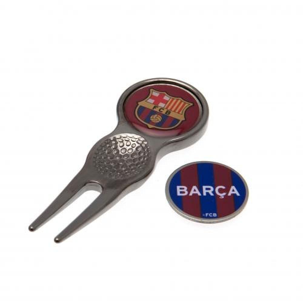 56305b1d7db Get Quotations · Football Gifts - Fc Barcelona Gift Ideas - Official Fc  Barcelona Golf Divot Tool And Ball