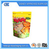 organic health food plastic packaging deep sea fish bag/three side heat seal seafood packaging aluminum vacuum bag