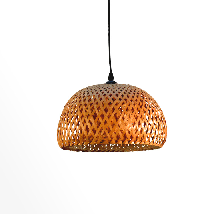 Modern Rattan Decoration Pendant Chandelier Light Ceiling Lamp