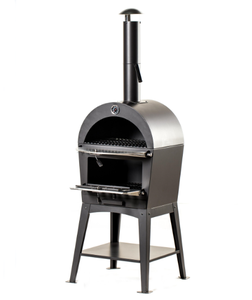 Philippines Charcoal BBQ Grills Pizza Oven 3 In 1 Charcoal Pizza Oven Smoker