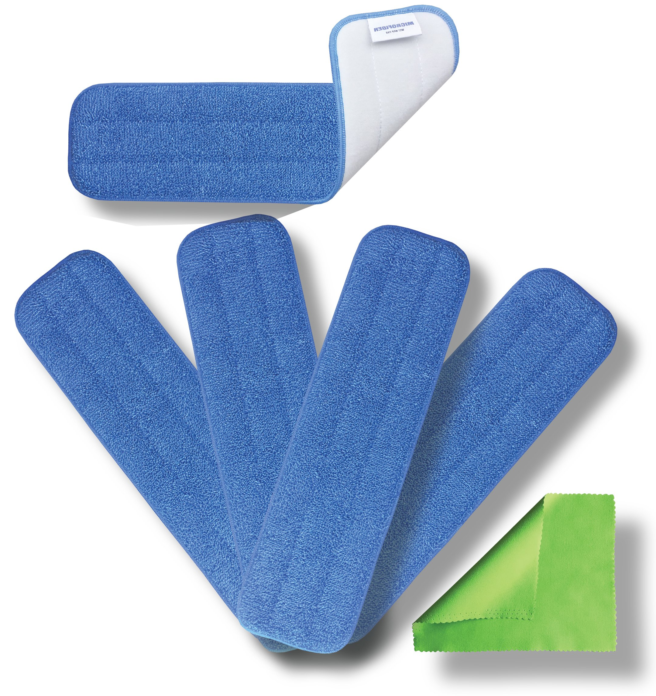 Buy Commercial Grade Microfiber Mop Washable Scrubber