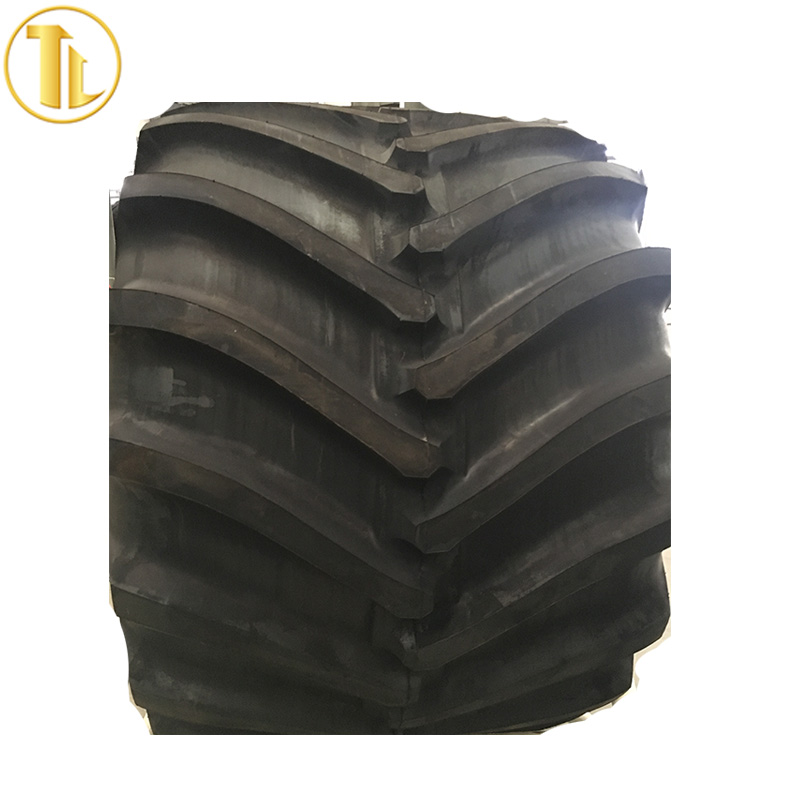 New products farm trailer tires high flotation tires and rims for tractor