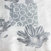 Custom Jacquard Woven Fabric , Polyester Fabric for Mattress
