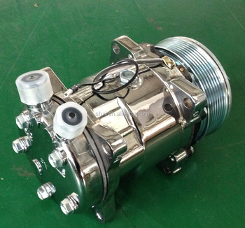 Chrome 508 AC compressor