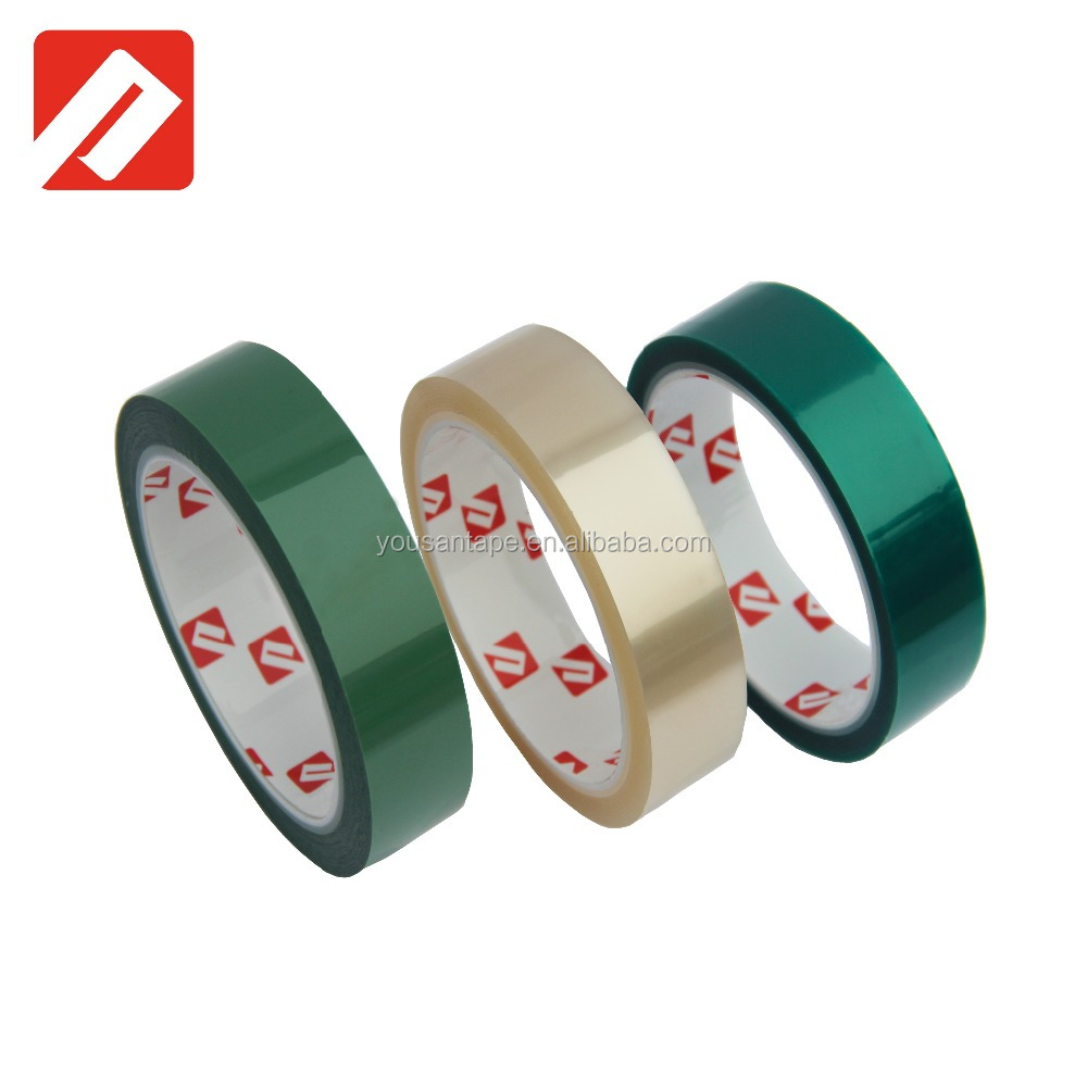 Strong Sticky Silicone Adhesive Polyester Electrical Tape For Excellent Peelability Glue Circuit Board Buy Electronic Use Tapeadhesive Tapesilicone