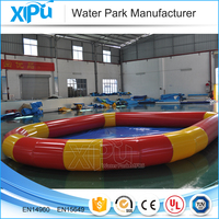 Custom swimming pool inflatable high quality inflatable pool for sale