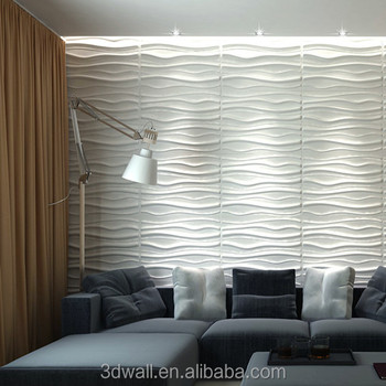 floor tile designs 3d pvc wall panel for bedroom decoration