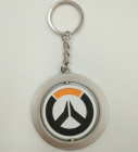 Custom metal car logo branded design keychains