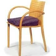 Ergonomic Sitting Wedge, blue
