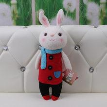 Плюшевая кукла Metoo, милые мягкие игрушки для девочек на день рождения, Рождество, 37 см(Китай)