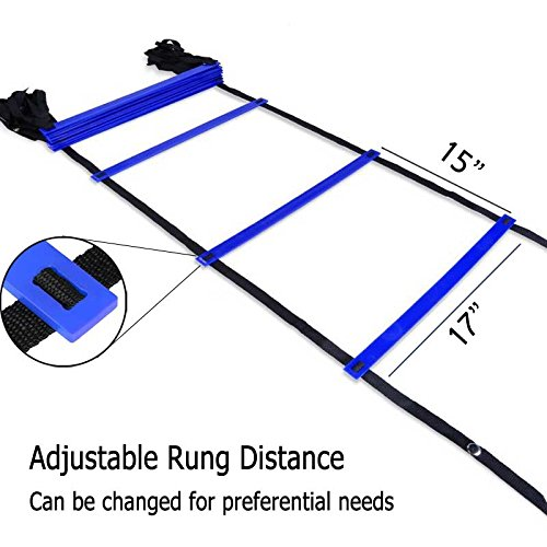 "Wholesale Agility Speed Hurdles All in One, Set of Six, 3 in 1 Adjustable Heights 6"", 9"" and 12"""