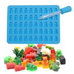 Silicone Gummy Candy Mold