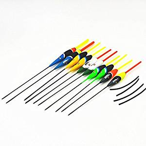 2017 Lucky Go Fishing. Master Series Floats 10pcs/lot 2g/17.5cm 3g/18cm 4g/21.5cm Bobber Fishing Float Set Buoy Fishing Tackle