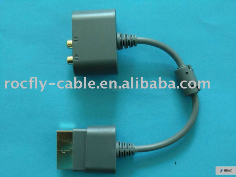 Xbox 360 Video Cable, Xbox 360 Video Cable Suppliers and ...