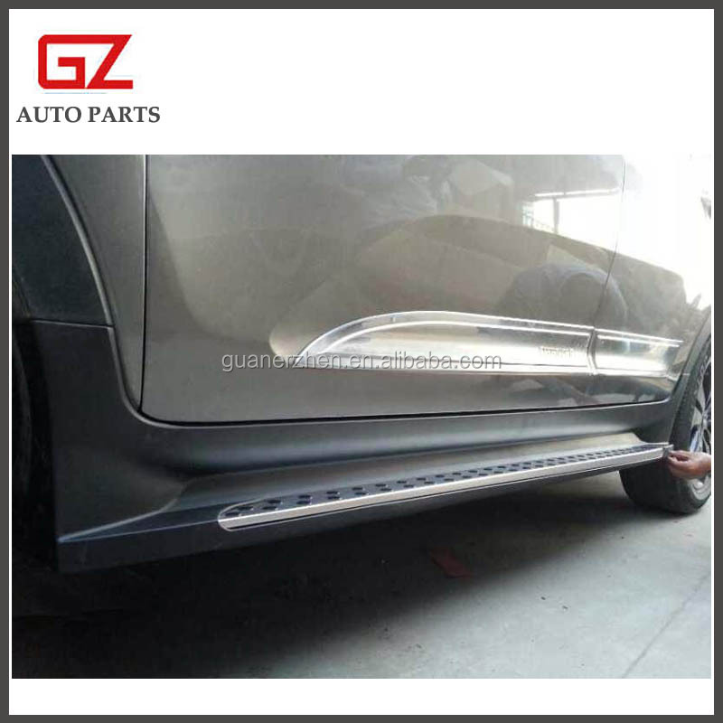 Hot sale factory price auto accessories for 2015 sportage