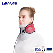 Hot selling inflatable cervical traction device cervical collar with ce&fda