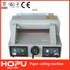 guillotine cutting machine electric paper guillotine hydraulic paper cutter