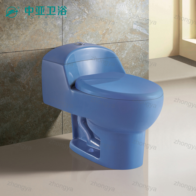 Blue Color Toilet Bowl Wholesale, Colored Toilets Suppliers - Alibaba