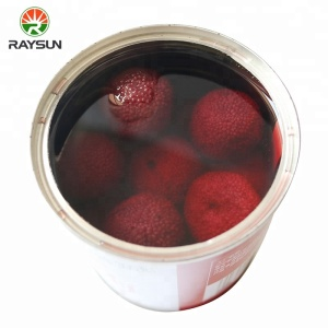 100% Fresh Canned Arbutus Fruit in Light Syrup