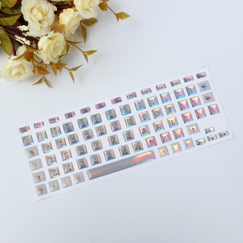 image about Printable Keyboard Stickers referred to as Puffy Vinyl English Letter Printable Personal computer Keyboard Skins Sticker,Ornamental Keyboard Sticker - Invest in Keyboard Sticker,Attractive Keyboard