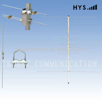 2013 best price New design vhf uhf 12 dbi high gain Yagi antenna TCDJ-M-9.5/11-145/435VB