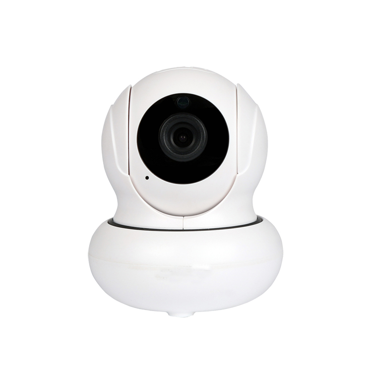 Face Tracking Network Mini 4X Zoom Cloud Storage PTZ 1080P Wireless P2P Wifi IP Camera