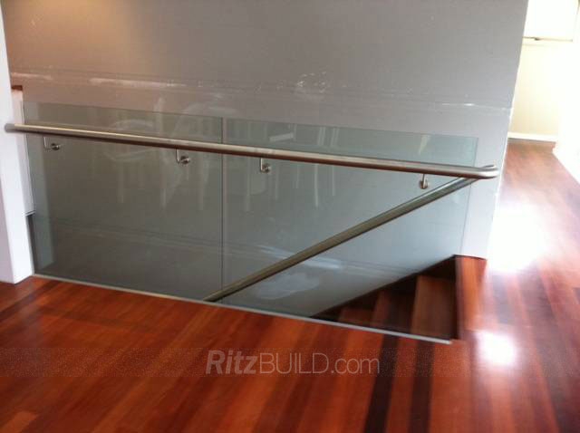Favorable Glass Stair Railing Cost Buy Glass Stair Railing Cost,Glass  Railing,Stair Railing