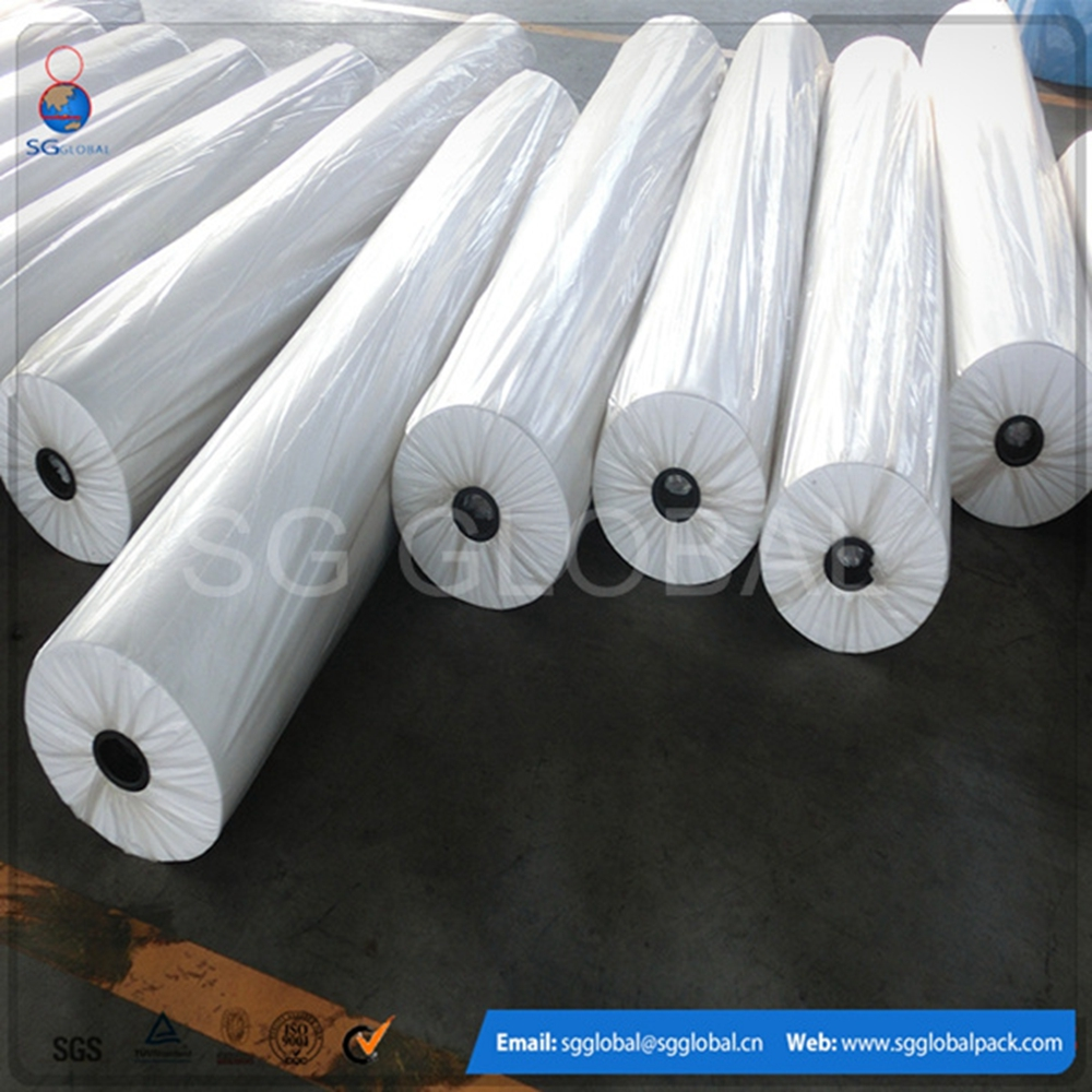 China Factory Cheap Price Polyester Spunbond Non Woven Fabric Roll
