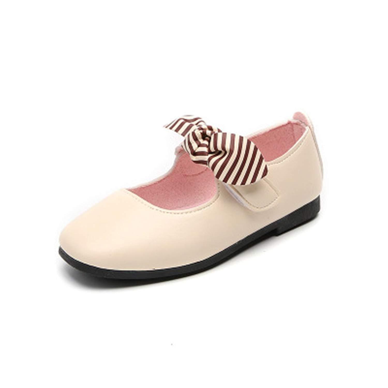 b9697b48fb6a Get Quotations · Dolwins Little Girls Ballet Ballerina Flats Princess Shoes  Flower Girl Dress Shoes