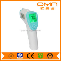Clinical use digital temperature gun medical thermometer forehead infrared fast and accurate test mercury free with high quality