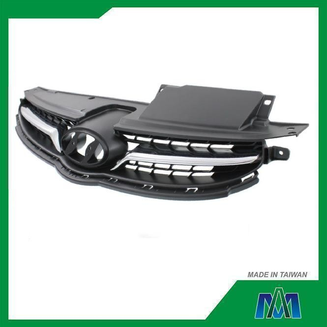 ABS GRILLE 86350-3Y200 863503Y200 FOR HYUNDAI ACCENT 12 ELANTRA 11 13 SEDAN USA BUILT LIMITED RADIATOR GRILL