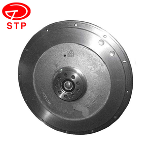SINOTRUK SPARE PARTS HOWO TRUCK PARTS FORGED FLYWHEEL FOR AZ1500029041