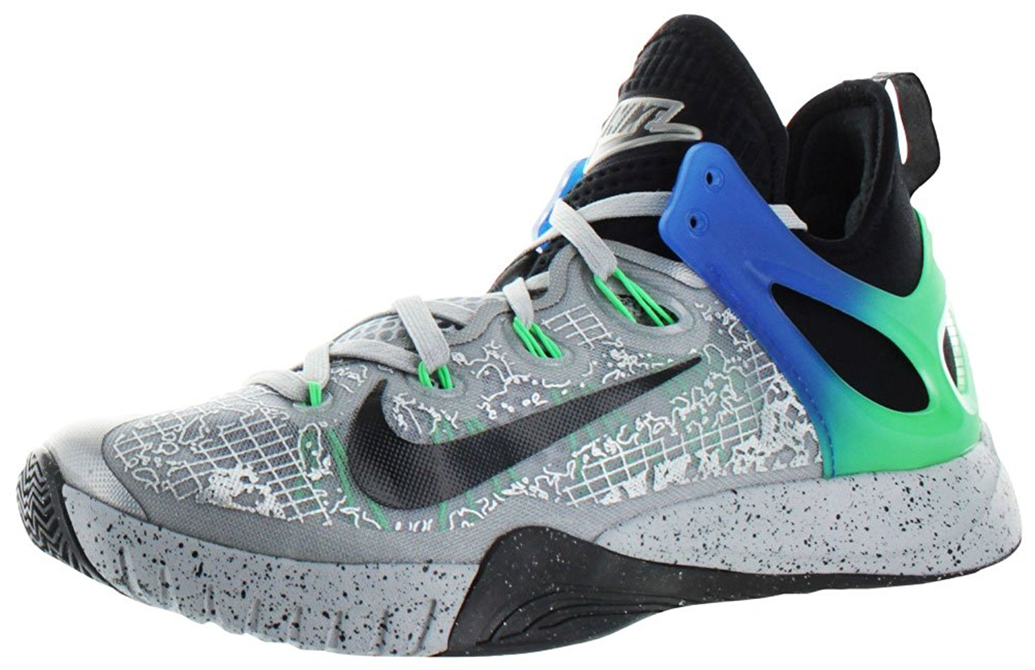 best service 2b80d 21074 Nike Zoom Hyperrev 2015 All Star Men s Basketball Shoes