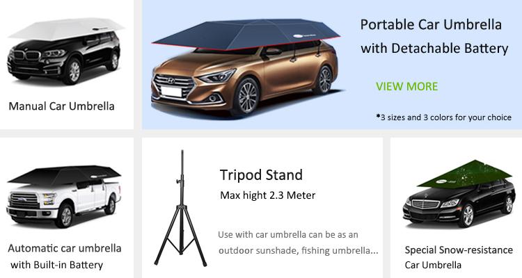 Niedriger Temperatur Auto Regenschirm, Anti-UV-Heizung beständig Auto-Abdeckung