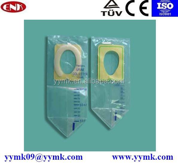 2 tipos de orinal de 1000 ml, recolector de orina