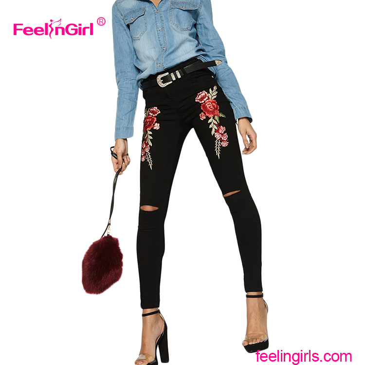 Jeans Bangladesh Women Feelingirl New Model Jeans Pants