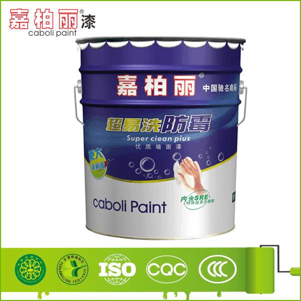 Caboli Interior Peelable Flexible Wall White Wash Paint