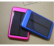 2016 OEM Customized wholesale 100000mah solar charger power bank