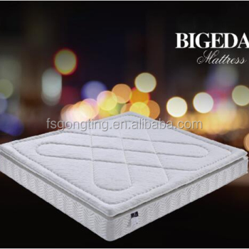 pocket spring mattress natural latex mattress 5 stars hotel