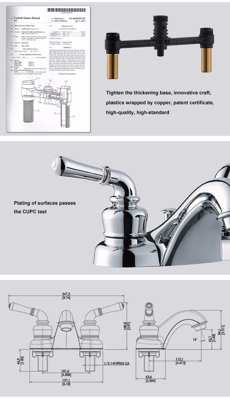 Factory direct sales eco friendly fashion artistic brass for Eco friendly faucets