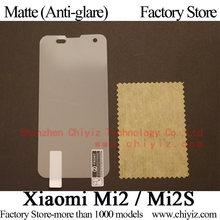Matte Anti glare Frosted LCD Screen Protector Guard Cover Protective Film Shield For Xiaomi Mi2 M2 MI-2 / Xiaomi Mi2S M2S MI-2S