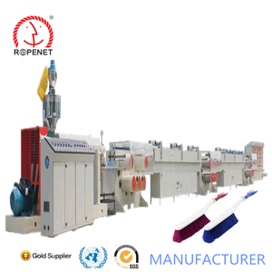 pet bottles recycle polyester staple fiber making machine