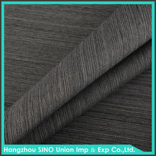 100% polyester flexible waterproof breathable black reflective fabric