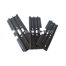 promotion excavator rubber track / shoe / pad for PC100