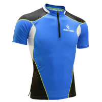High quality custom sublimated short sleeve cycling jersey/bicycle clothing/cycling wear