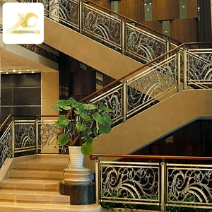 metal banister rails