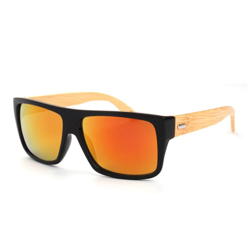 007e81d9b08 2015 New Fashion Bamboo Sunglasses Men Wooden Sun glasses Women Brand  Designer Original Wood Glasses Oculos de sol masculino