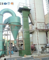 Alpha and beta gypsum powder fluidized bed calciner / frying boiler for sale