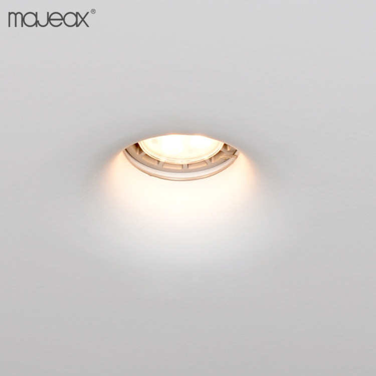 Recessed Glass Ceiling LED Downlights Spot light Double Light Fitting GU-10 !